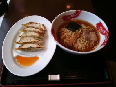 100円ラーメン満腹亭