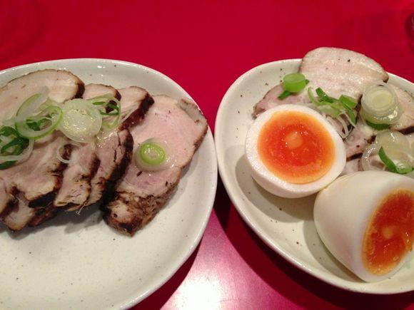 かもめ食堂@新横浜ラーメン博物館