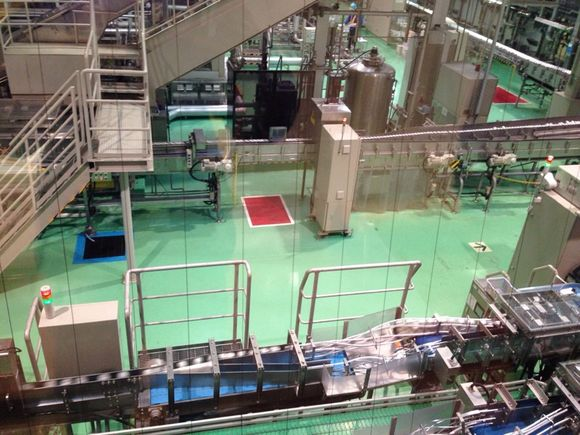 キリンビール仙台工場見学