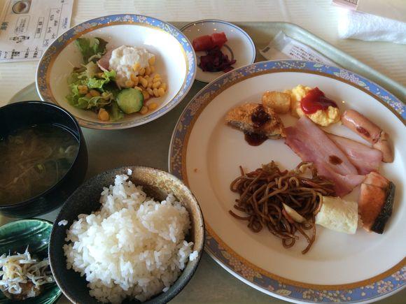 鎌倉プリンス朝食バイキング