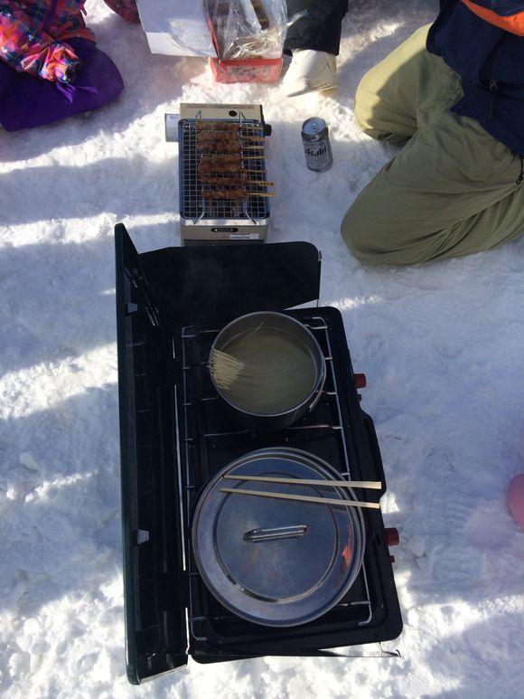 太陽讃歌スキーツアーその2