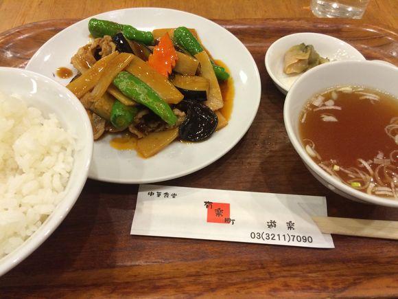 中華食堂 遊楽